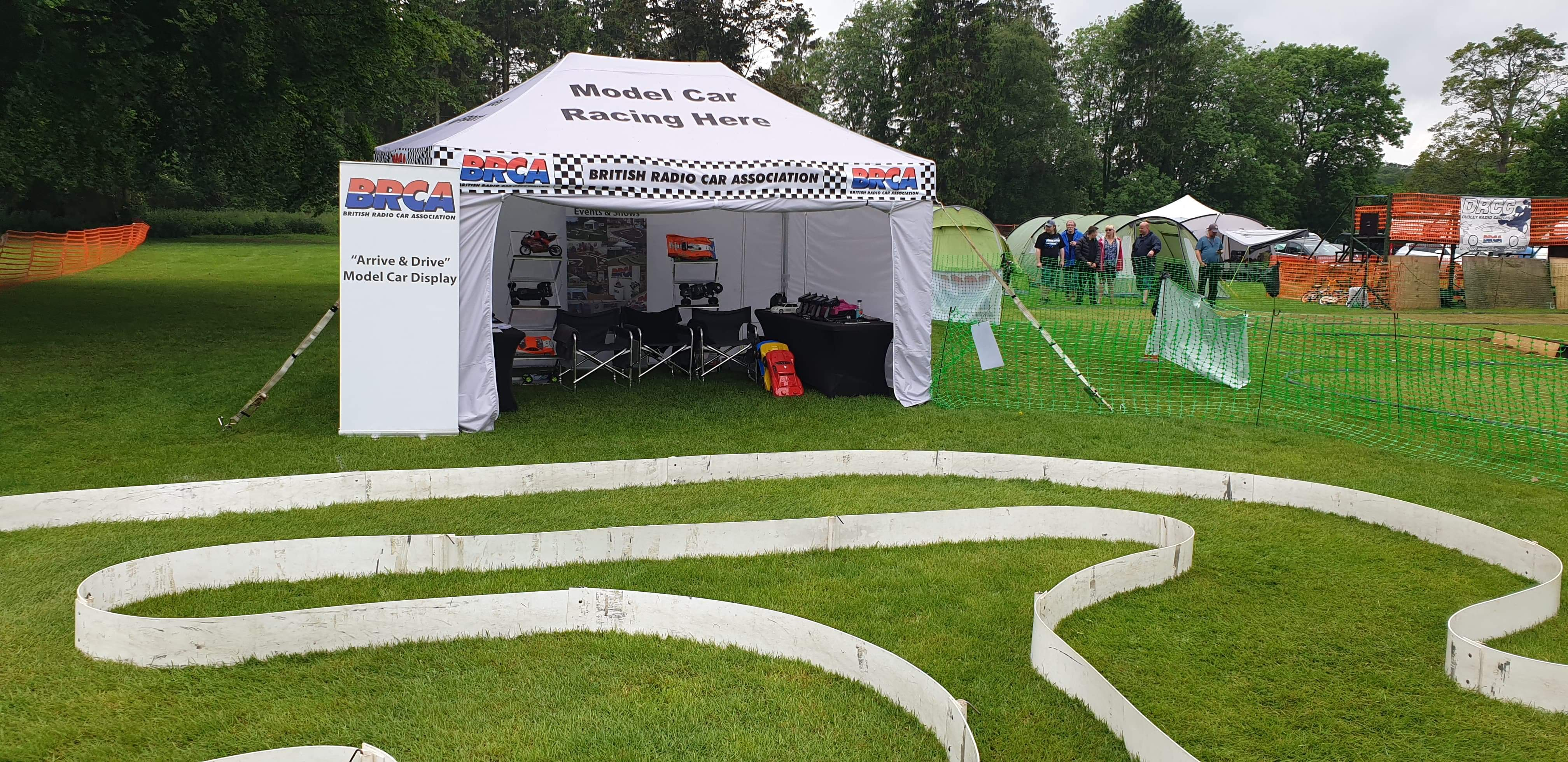 Himley Hall 2019 track